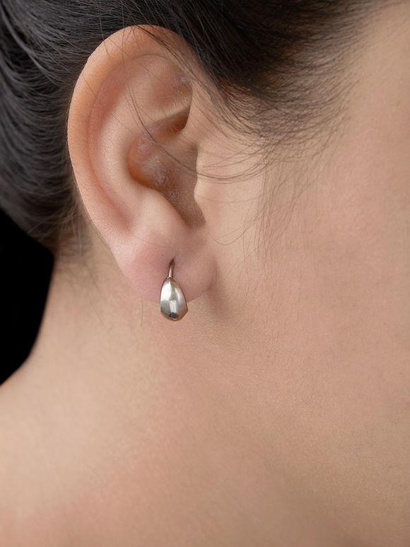 Silver Handcrafted Earrings